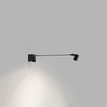 FOCUS GALLERY 4,5W LED BLACK